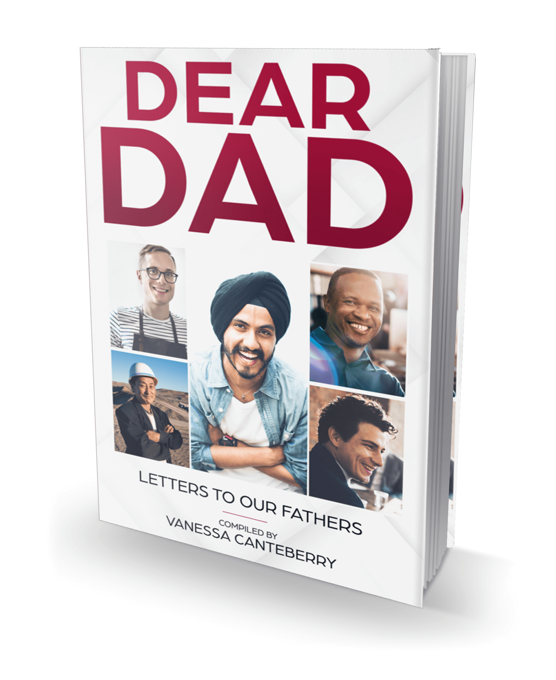 Dear Dad book